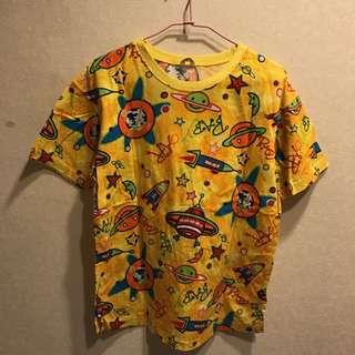 星球短袖T-shirt