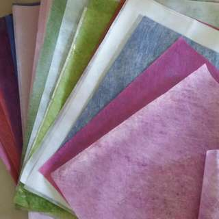 Assorted Wrapping Papers (27 Sheets Plus 1 Roll)