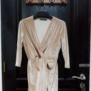 Zara Long Dress Garage Sale