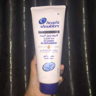 Head&Shoulders Oil Replacement