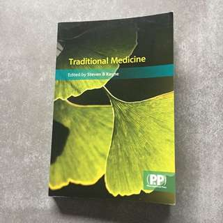 Traditional Medicine A Global Perspective Steven B Kayne