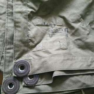蘇聯 二戰 戰鬥斗篷 雨衣 防水防風