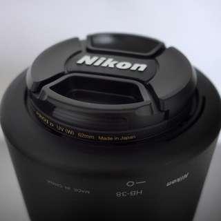 Nikon AF-S 105 F2.8G VR Micro (Mint)