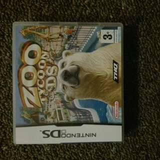 Zoo Tycoon on DS