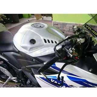[R3] Cover Tank Or Condom Tank For Yamaha R3 Model R1M (Premium Quality): PO Till 5 Feb