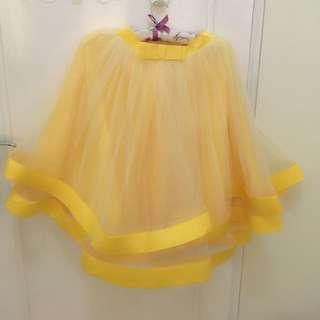 Tutu Skrit Yellow