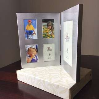 Silver Look, 5 Photo Frame