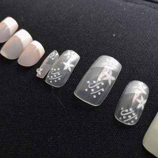 5 Different Style Of Fake Nails