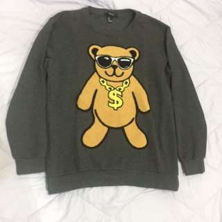 Sweater Bear F21