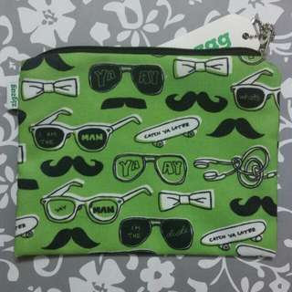 Green Pencil Case