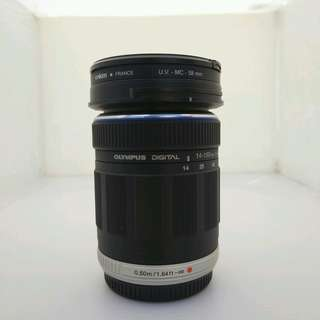 Olympus 14-150mm f/4.0-5.6  Lens for Micro Four Thirds Cameras (Black)