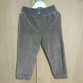 Grey Jogger Pants - Zara Baby (Original)