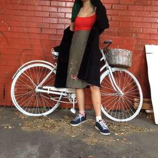 vintage Oriental Style Skirt