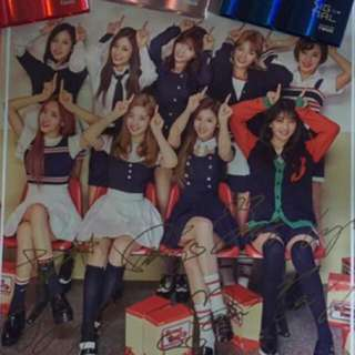 Twice Signed Album