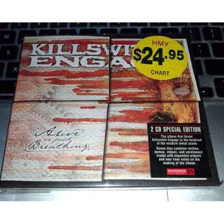 Killswitch Engage - Alive or Just Breathing 2CD Digipak