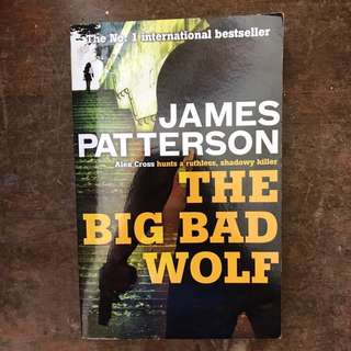 The Big Bad Wolf (Paperback)
