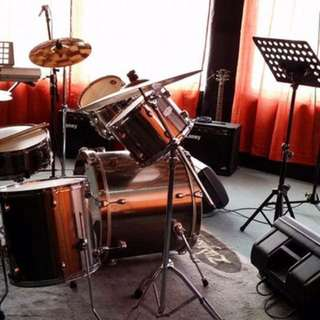 RUSH SALE! Band Rehearsal Studio Fully Operational