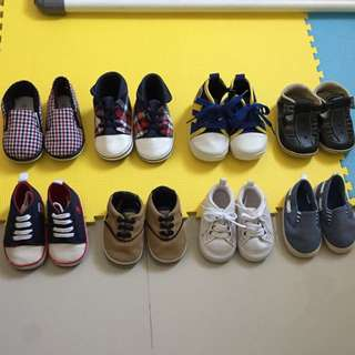 SALE Sepatu Baby Preloved Great Condition