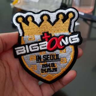 BIGBANG PATCH