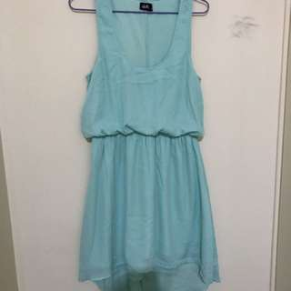 Tiffany Blue Dress