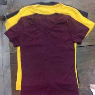 V-neck Shirt Ladies Xs/S