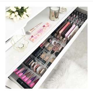Vanity Collections Draw Dividers