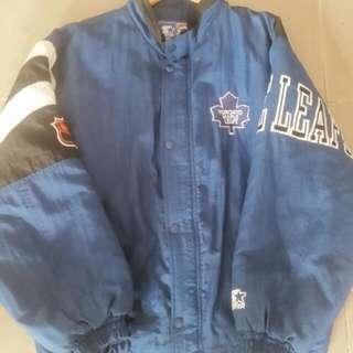 Vintage Starter Jacket NHL Hockey