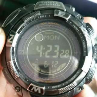 PROTREK GPS WATCH