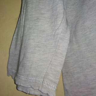 Kaos Lengan Panjang - Grey