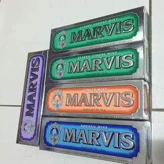Marvis義大利頂級牙膏