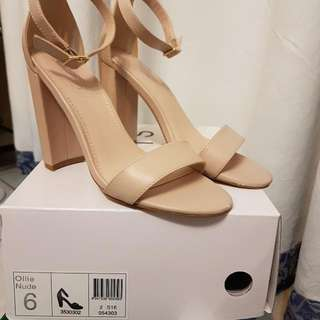 Betts Nude Ollie Heels
