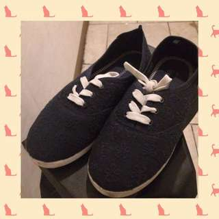 Atmosphere Embrodiered Shoes