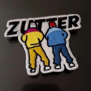 "BIGBANG ""ZUTTER"" PATCH"