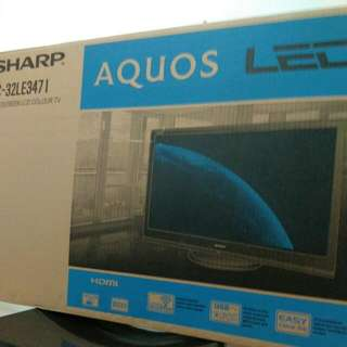 TV LED Sharp Aquos 32'