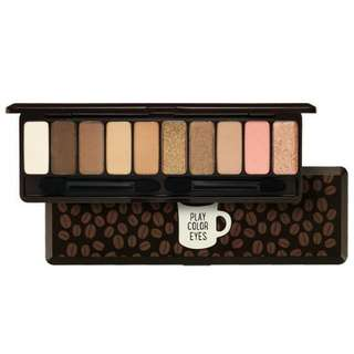 Etude House In the Café Eyeshadow Palette