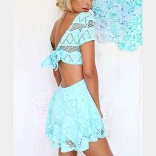 Sabo Skirt Playsuit NEW