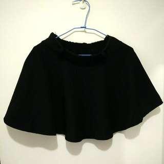 衣物包包買一送一🍭壓紋黑圓裙