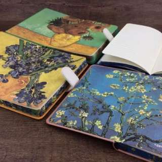 Van Gogh Notebooks