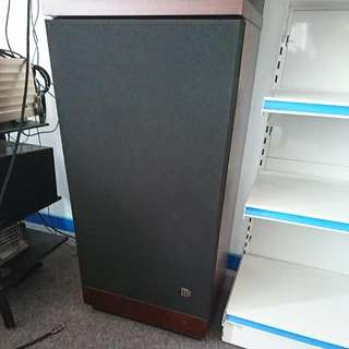 Rare Mackintosh XR 7 Isophanan Radiator System Speakers In Good Working Conditions. Can Really Rock The Floor!