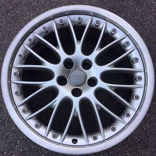 "19"" Speedline Rims For Audi"