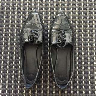 Asos Parent Pointy Oxford Shoes