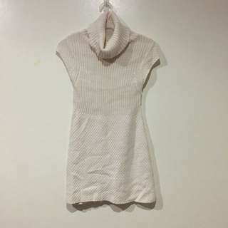 Sarsaparilla Knitted Shirtdress