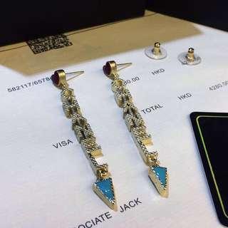 Chanel Dangling Earrings