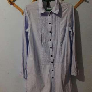 h&m Button down Long Sleeve