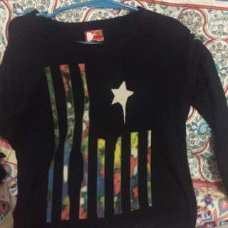 Bench Black Long sleeves