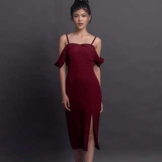 Cloth Inc - CLEMENTINE DRESS (Size M)