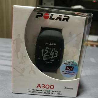 Polar Fitness Watch (Good Deal)