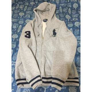 Polo Ralph Lauren 大馬外套 刷毛棉外套 連帽外套 3號衣服 高品質