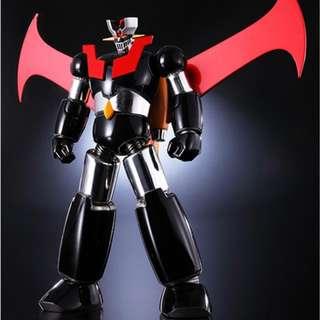 2013 日版 限定 Super robot SR 超合金 鐵甲萬能俠 Chogokin Z Color