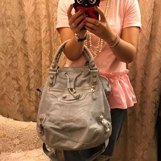 Balenciaga 淺灰藍handbag
